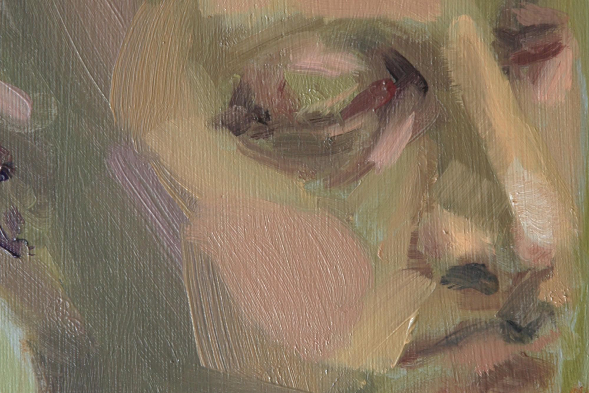 Suur portreekursus - PASTELLIST ÕLINI