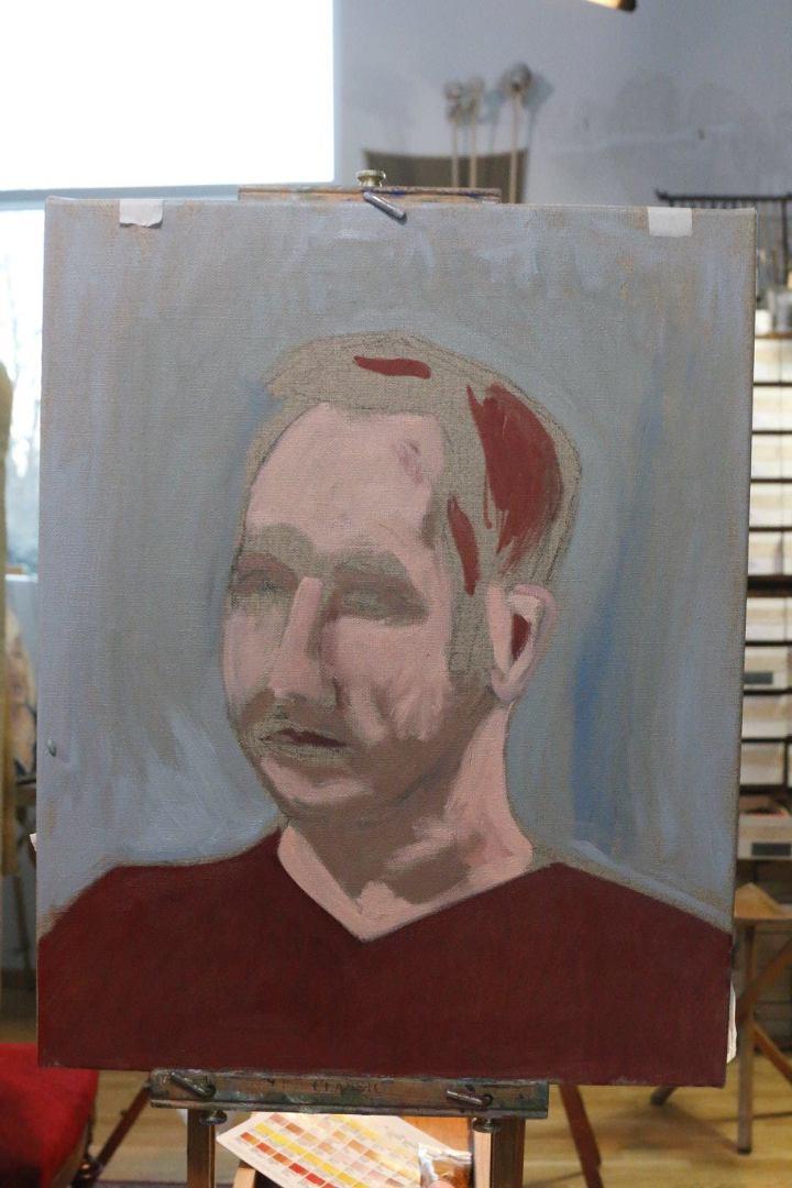Portreekursus ATMOSFÄÄR