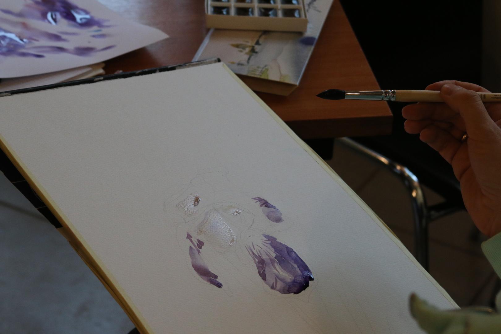 Tartusse iiriseid maalima