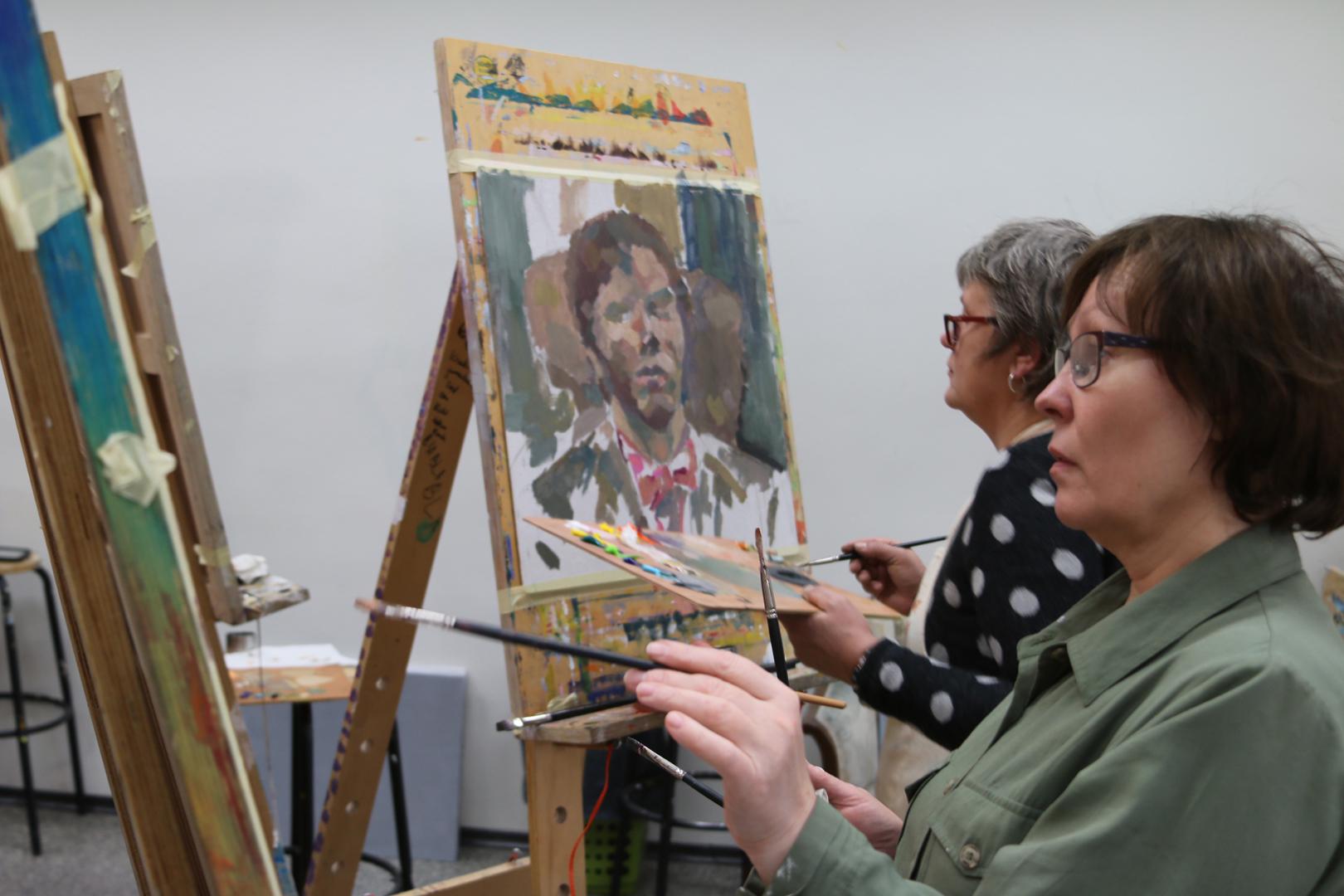 Kolmepäevane värviõpetuse kursus Tartus
