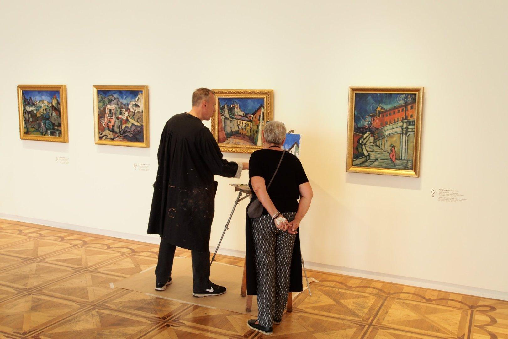 Eesti kuldaja kunsti koopiakursus