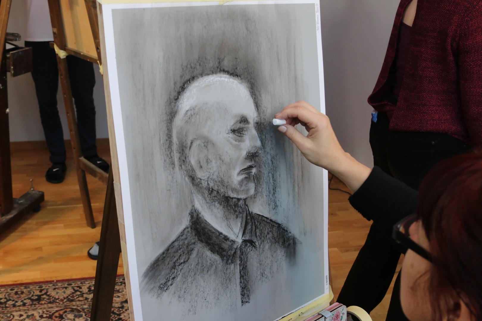Portreekursus alustajale