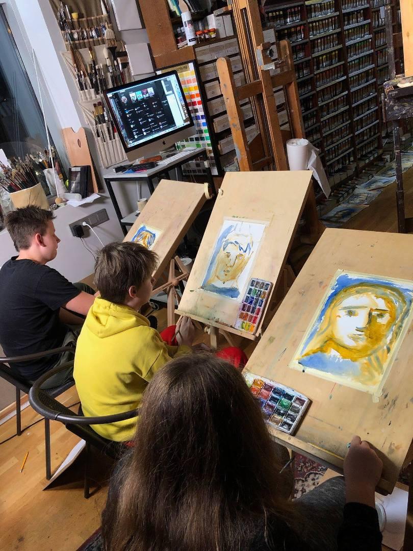 Põlva laste suur kunstipäev