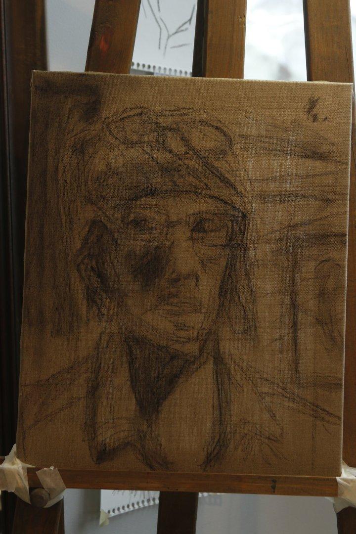Autoportree kursus Sauel